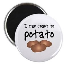 I Can Count to Potato, Magnet