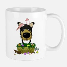 Collie - Happy Easter Mug