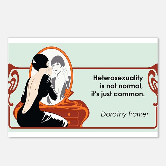 Hererosexuality Postcards (Package of 8)