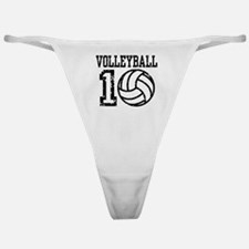 Volleyball 2010 Classic Thong
