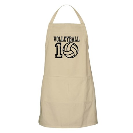 Volleyball 2010 Apron