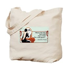Satin Gown Tote Bag