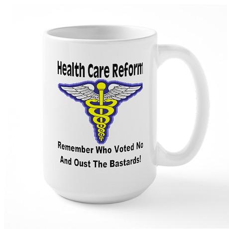 Health Care Reform Oust The No Vote Bastards Large