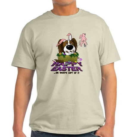 Papillon Happy Easter Light T-Shirt
