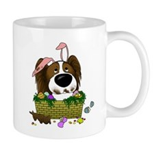 Papillon Happy Easter Coffee Mug