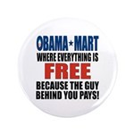 "Obama Mart 3.5"" Button"