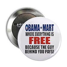 "Obama Mart 2.25"" Button"