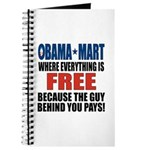 Obama Mart Journal