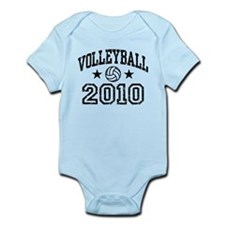 Volleyball 2010 Infant Bodysuit