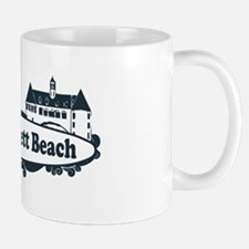 Narragansett RI - Surf Design Mug