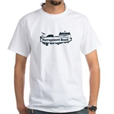 Narragansett RI - Surf Design Shirt