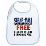 Obama Mart Bib