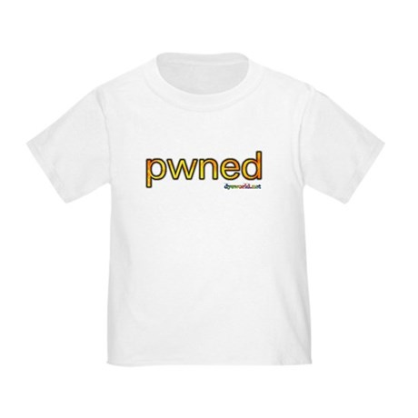 pwned Toddler T-Shirt