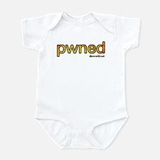 pwned Infant Bodysuit