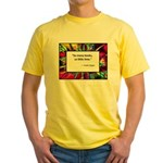 So many books Yellow T-Shirt