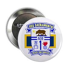 USS Sacramento AOE -1 Button