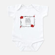 Paradise Library Infant Bodysuit