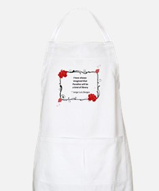 Paradise Library Apron