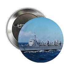 """USS Detroit Ship's Image 2.25"""" Button"""