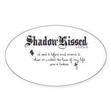ShadowKissed.net design 1 Decal
