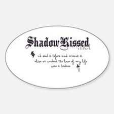 ShadowKissed.net design 1 Decal
