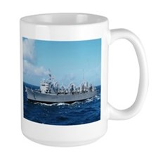 USS Detroit Ship's Image Mug