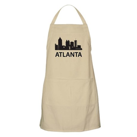 Atlanta Skyline Apron