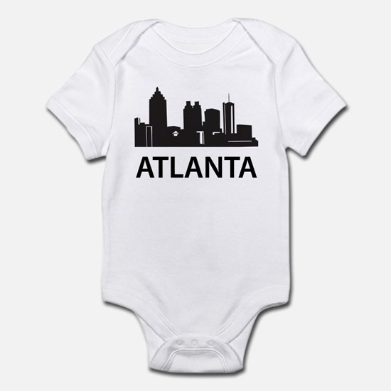 Atlanta Skyline Infant Bodysuit