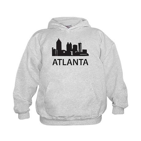 Atlanta Skyline Kids Hoodie