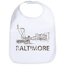 Vintage Baltimore Bib