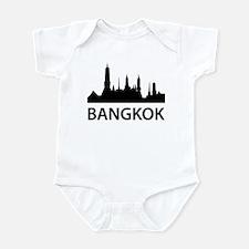 Bangkok Skyline Infant Bodysuit