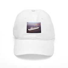 USS Seattle Ship's Image Baseball Cap