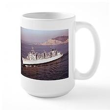 USS Seattle Ship's Image Mug