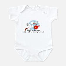 Stork Baby Vietnam USA Infant Bodysuit