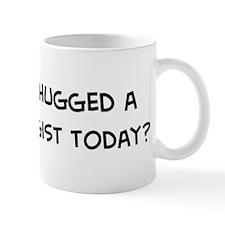 Hugged a Dermatologist Mug