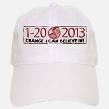2013 Change Anti Obama Baseball Baseball Cap