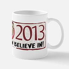 2013 Change Anti Obama Mug