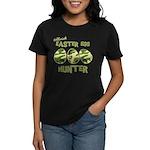 Easter Egg Hunter Women's Dark T-Shirt