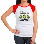 Easter Egg Hunter Women's Cap Sleeve T-Shirt