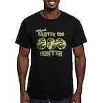 Easter Egg Hunter Men's Fitted T-Shirt (dark)