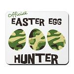 Easter Egg Hunter Mousepad