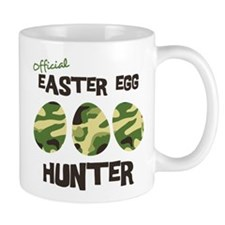 Easter Egg Hunter Small Mug