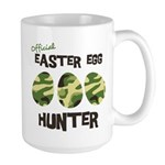 Easter Egg Hunter Large Mug