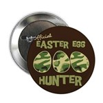"""Easter Egg Hunter 2.25"""" Button (100 pack)"""