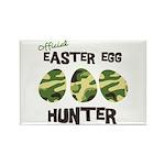 Easter Egg Hunter Rectangle Magnet (10 pack)