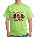 Easter Egg Hunter Green T-Shirt