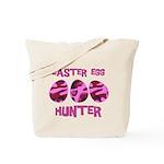 Easter Egg Hunter Tote Bag