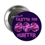 """Easter Egg Hunter 2.25"""" Button (10 pack)"""