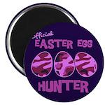 """Easter Egg Hunter 2.25"""" Magnet (10 pack)"""