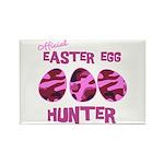 Easter Egg Hunter Rectangle Magnet (100 pack)